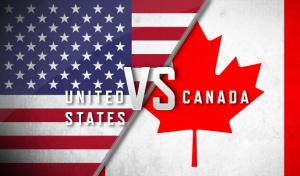 USA VS CANADA (Zenithabroad.com)